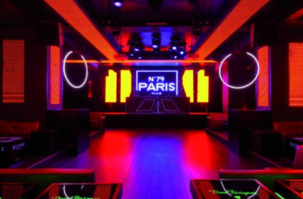 Location de salle Paris 75 Le Club 79 Nightclub branché Soirées dansantes, clubbing, soirées d'entreprise, team building