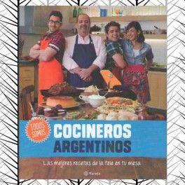 Categoría: Libros - Producto: Todos Somos Cocineros Argentinos - Envase: Unidad - Presentación: X Unid.