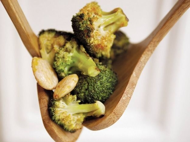 Broccoli And Cauliflower Salad With Capers In Lemon Vinaigrette Recipe ...