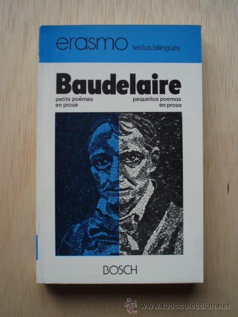 Hoy, 9 de abril, celebramos y leemos a Charles Baudelaire.