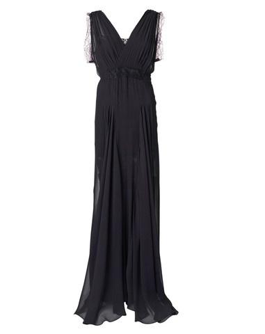 Eilalia Silk Maxi Dress by Malene Birger