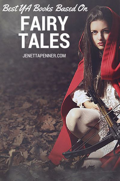I LOVE books based on fairy tales.  So this is a great list of ya books. Can't wait to read #10.