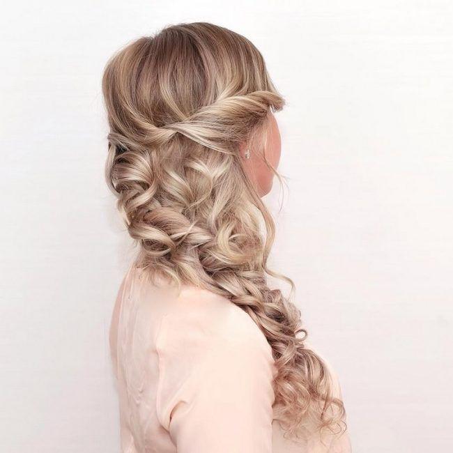 Schöne Abendfrisuren - 20 Ideen und Styling-Tipps für jede Haarlänge