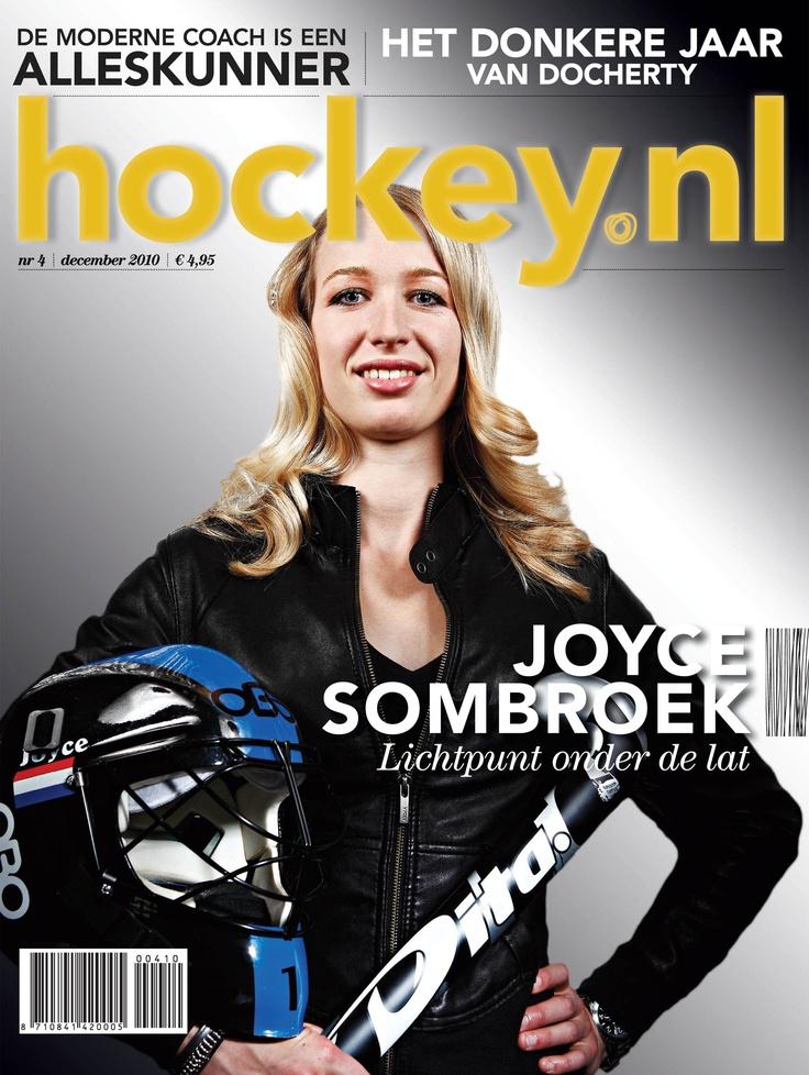 Joyce Sombroek - Lichtpunt onder de lat.