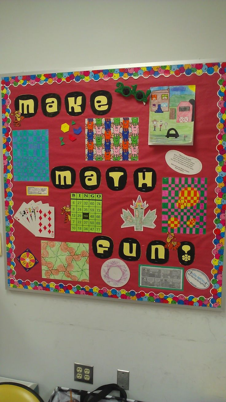 17 best images about math bulletin boards on pinterest for Cork board displays