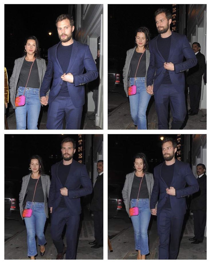 """58 Likes, 2 Comments - Everything Jamie Dornan (@everythingjdcom) on Instagram: """"We've added 9 HQ's to our gallery of Jamie and wife Millie attending the the SoHo VIP relaunch…"""""""