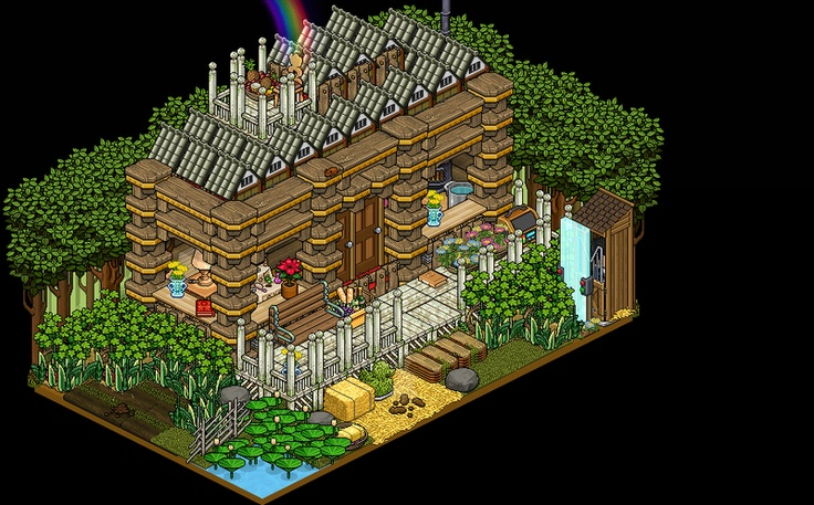 Cool room cool rooms on habbo br pt pinterest cool rooms for Cool hotel designs