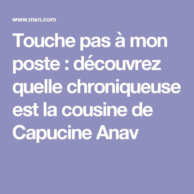 best 25 capucine anav ideas on de la t 233 l 233 r 233 alit 233 andreane les anges 8 and