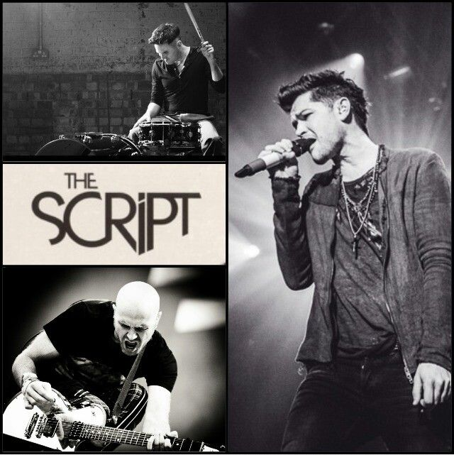 The Script- another very good band !