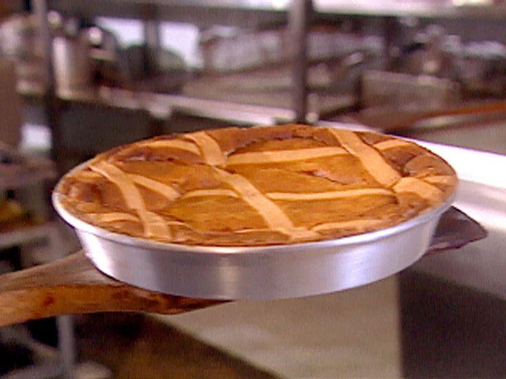 Scaturchio's Pastiera recipe from Tyler's Ultimate via Food Network