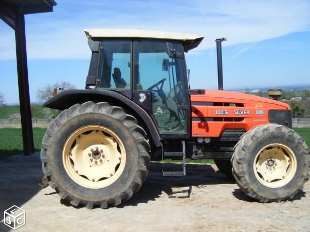 Tracteur same 100.6