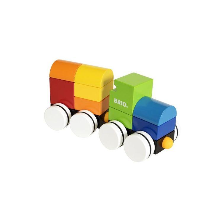 Magnetiskt tåg, Brio |Bamba.se