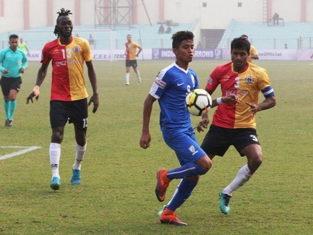 I-League: East Bengal consolidate top position with comfortable 2-0 victory over Indian Arrows- http://www.sportscrunch.in/i-league-east-bengal-consolidate-top-position-comfortable-2-0-victory-indian-arrows/  #EastBengal, #ILeague201718, #IndianArrows, #KatsumiYusa, #MahmoudAlAmnah  #Football