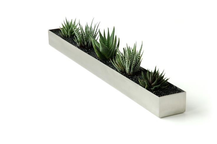 Stainless Steel Planter Box Planters Window And Window Sill