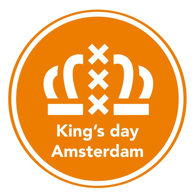 King's Day in Amsterdam | I amsterdam