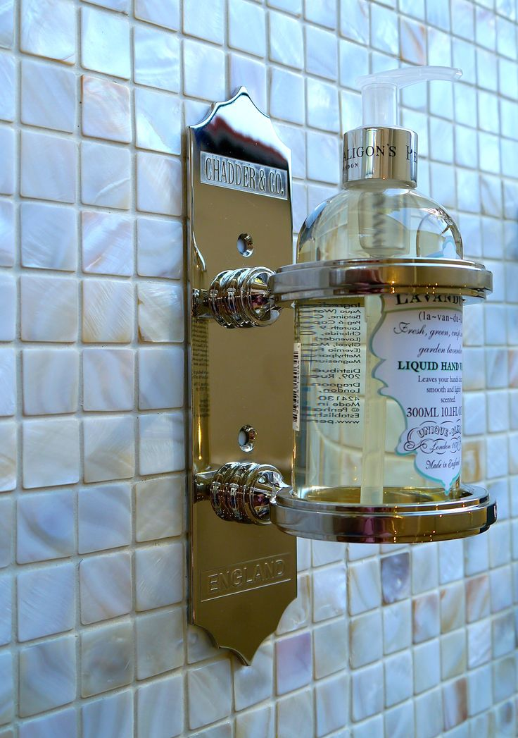 Chadder U0026 Co Luxury Bathroom Accessory, Penhaligons Soap Wall Mounted Soap  Holder. @penhaligons