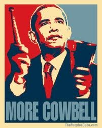 More Cowbell: Politics, Laughing So Hard, Blue Oysters Cult, Cowbell, Teacher Blog, Book, Snl Skits, Christopher Walken, Endor Obama