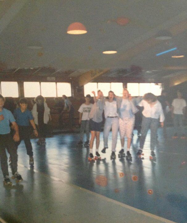 Skatehaven - a fav Toowoomba kid hangout in the early 80s.