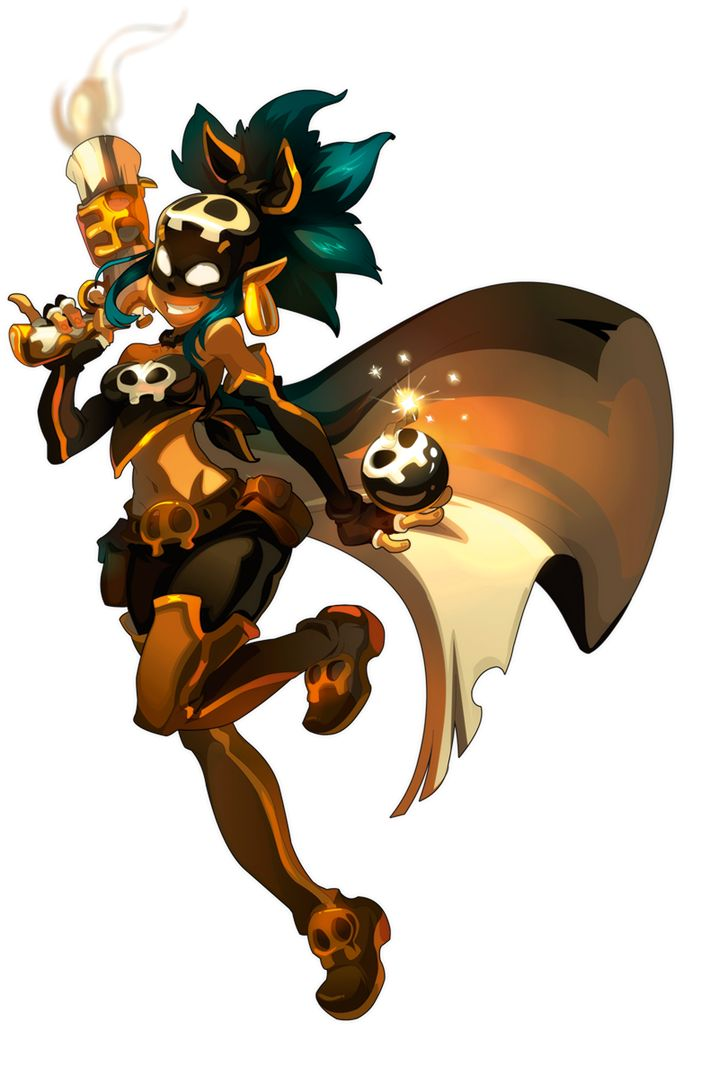 Rogue - The Dofus Wiki - Classes, monsters, quests, and more