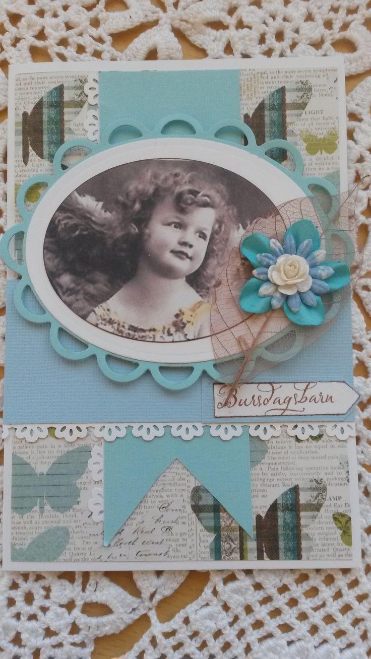 Handmade birthdaycard