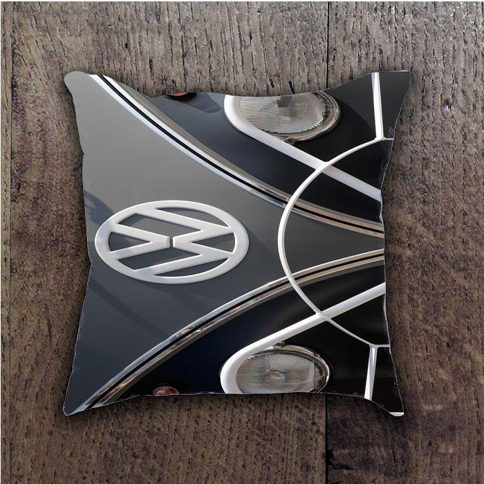 VW MINIBUS VOLKSWAGEN BATHROOM PILLOWS
