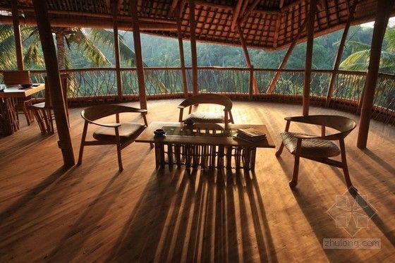 ibuku设计的巴厘岛竹屋-筑龙新闻