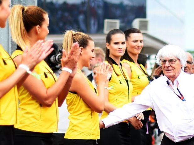 F1 to replace grid girls with 'grid kids' Latest News