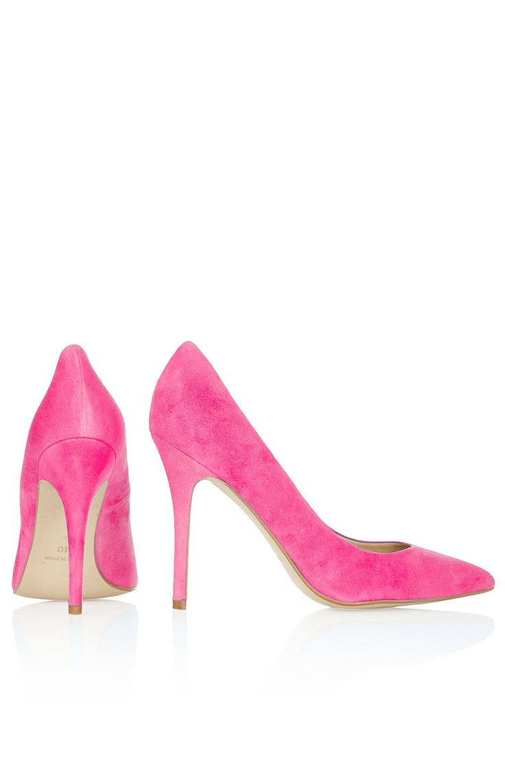 Topshop Pink Heels