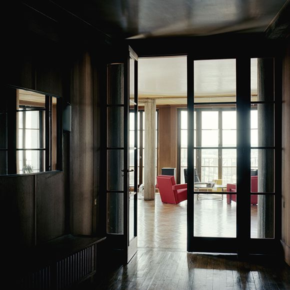 23 besten august perret apartment, 1932, rue raynouard, n.º 51, Innedesign