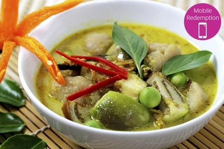 $39 for a nine-course Thai banquet for two people   Balwyn 3103