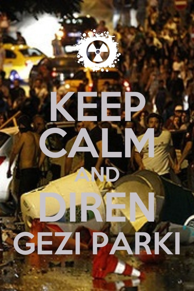 #direngeziparki #occupygezi #WeAreGezi