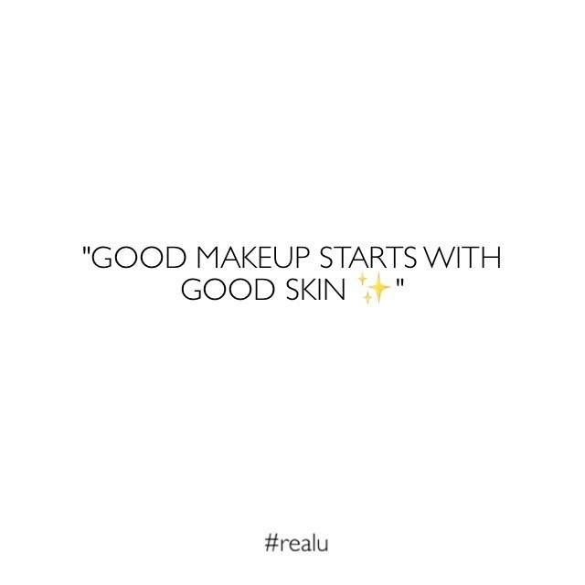 Perfect skin for perfect makeup days, @mrscelinev knows the importance of giving up primers for a perfect base 👌🏻 Head to our community page and obsess over her #stunning selfie and before and after like I have 😍 https://real-u.com.au/real-community