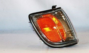 TYC 18-5651-00 Toyota 4 Runner Passenger Side Replacement Parking/Corner Light Assembly  OE-comparable harness (no 'pigtail' connector) for hassle-free installation  OE-comparable mounting provisions ensure drop-in precise fitment  Special coating on the lens surface prevents hazing and fading, ensuring proper illumination and operational safety  Meet or exceed DOT/SAE standards, with particular consideration for photometric and safety compliance  Rigorous and accelerated cycling tests...