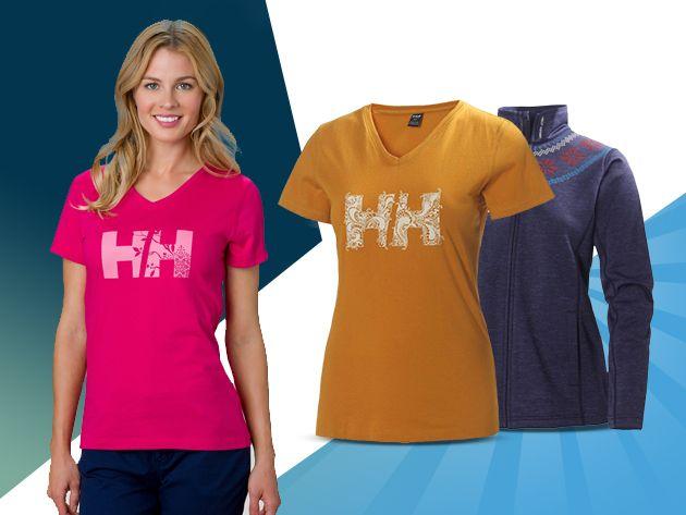 Helly Hansen női pamut pólók és gyapjú pulóverek - Légy stílusos, elérhető áron  http://www.veddvelem.hu/ajanlatok/4182