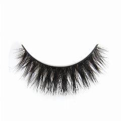 [ 46% OFF ] 3D Mink Lashes(10Pairs/lot) 100% Natural Minkfur False Eyelashes Hand Made Natural Long Thick Eyelashes Extensions 204559
