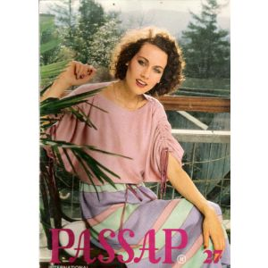 Link to download Passap #27 Pattern Book - Passap Patterns and Magazines - Passap