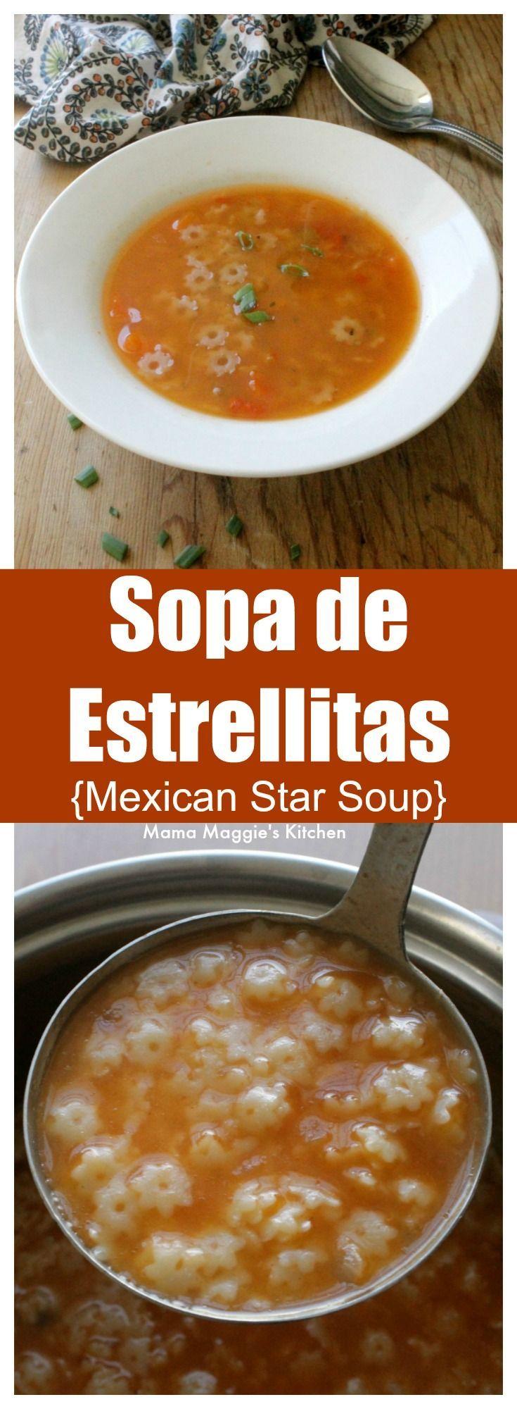 Sopa de Estrellitas