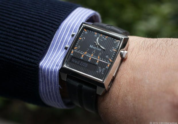 The 1960s' dream of a wearable wristwatch phone comes to life, via Bluetooth. via @CNET