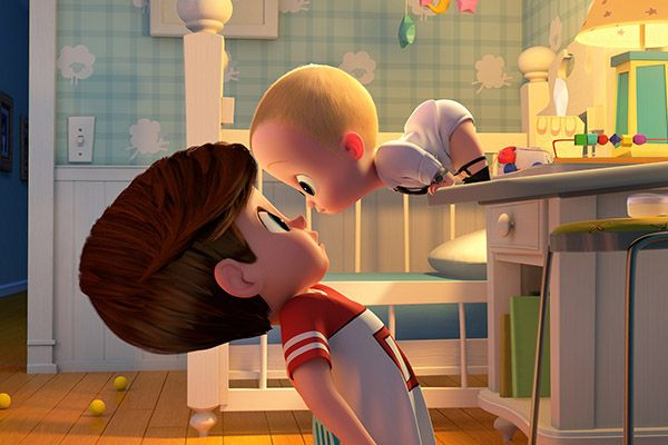 รีวิวหนังการ์ตูนอนิเมชั่น The Boss Baby | ภาพวาดดิสนีย์,  ศิลปะเกี่ยวกับดิสนีย์, แอนิเมชั่น ดิสนีย์