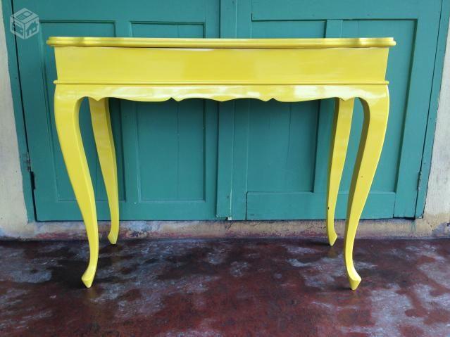 Aparador Provençal Amarelo ()