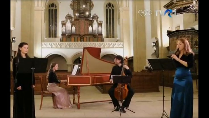 MAGYARADÁS / Quarto d'Oro  / Georg Philipp Telemann / Seele, lerne dich ...