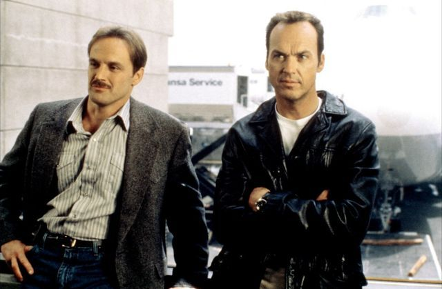 Michael Keaton and Michael Bowen for either allies or enemies of the Expendables.