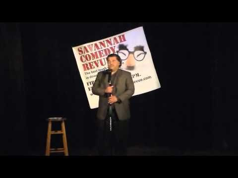 Mr Bash 3rd Place Winner of the Savannah Comedy Competition