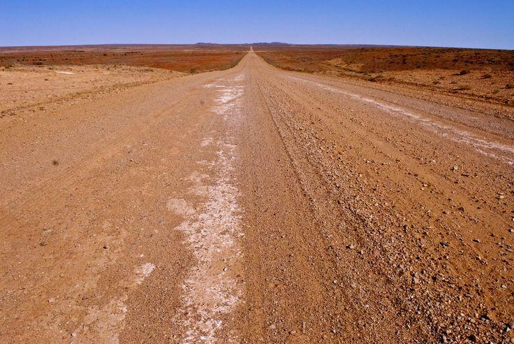 Oodnadatta Track - Australian Outback