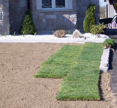 Sod Installation Tips « Young Sod Farms