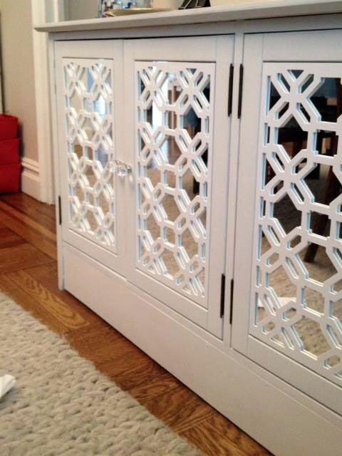 93 best DIY Mirrored Furniture images on Pinterest | Diy mirrored ...