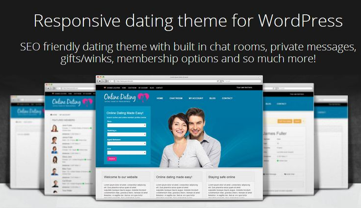 Premiumpress Responsive Dating Theme (WordPress) 50% Discount Coupon Code – Premiumpress Responsive Dating Theme is a SEO friendly dating theme with built in chat rooms, private messages, gifts/winks, membership options and so much more! Start your own community or dating website.  This package contains a number or dating and community themes for WordPress bundled in with our feature-rich framework allowing users to create favorites, audio and video chat, private message and lots more!