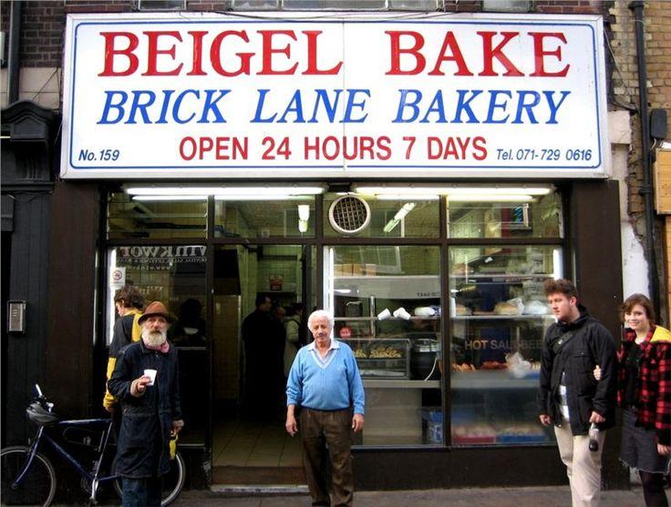 food in brick lane - Google Search