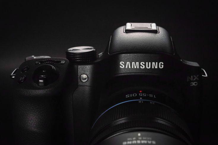 Starting Imageloger!! Samsung Smart Camera NX30
