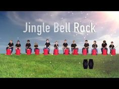 Jingle Bell Rock - FUSE Drumming - YouTube